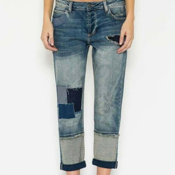 famous designer brand exquisite craftsmanship selected material Cello Boyfriend Jeans Boutique